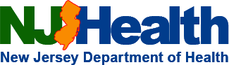 New Jersey Dept of Health logo